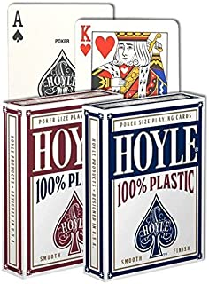 Hoyle 100% Plastic Playing Cards