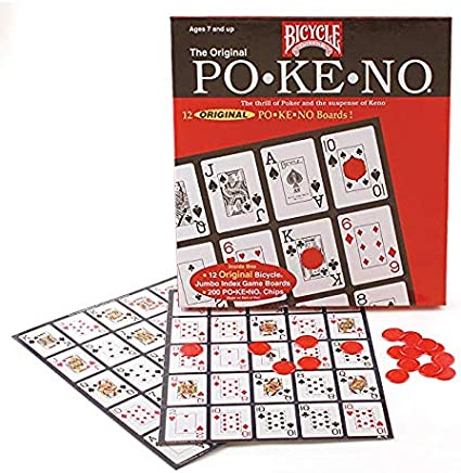 Bicycle 1007174 The Original Pokeno Game (Limited Edition)