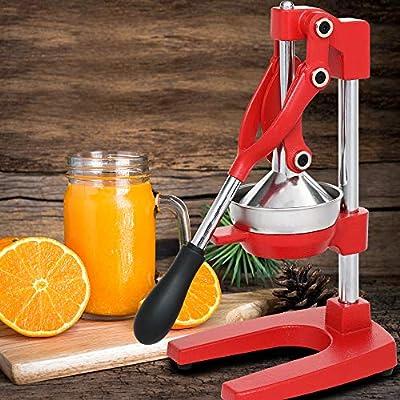 YUN JIN Stainless Steel Press Juicer,Hand Press...