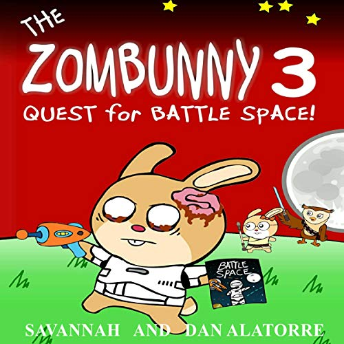 Zombunny 3: Quest for Battle Space cover art