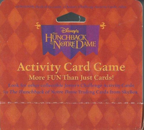Hunchback Notre Dame Activity