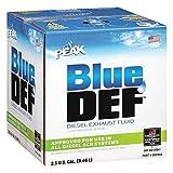 BlueDEF DEF002 Diesel Exhaust Fluid - 2.5 Gallon Jug (10)