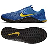 Nike Men's Metcon 4 XD Training Shoe Team Royal/Amarillo/Light Photo Blue/Black Size 11 M US