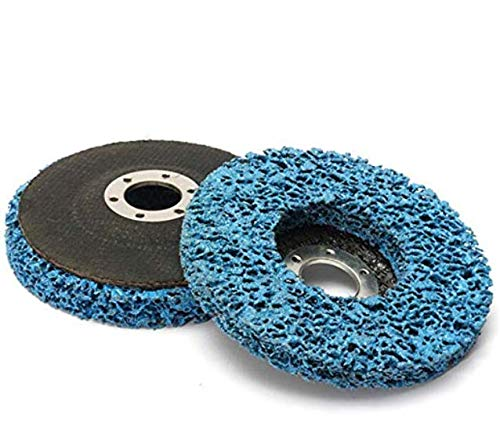 Mokylor 110mm Polycarbide Abrasive Stripping Disc Wheel Rust And Paint Removal Abrasive Disc