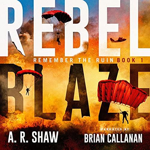 Rebel Blaze cover art