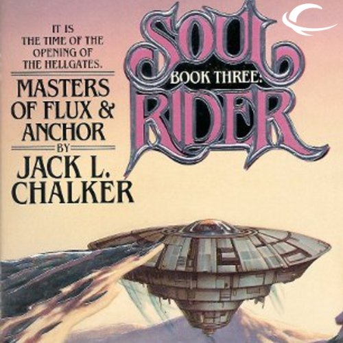 Masters of Flux & Anchor audiobook cover art