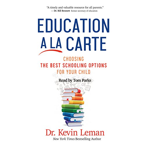 Education a la Carte audiobook cover art