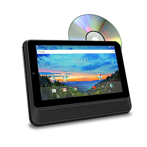 "RCA 10"" Touchscreen Tablet PC/DVD Combo Featuring Android 6.0 (Marshmallow)"