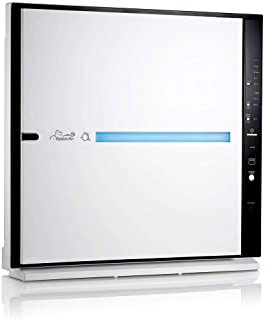 Rabbit Air Minusa2 超静音 Hepa空気清浄機 - スタイリッシュ、効率的、エネルギースター (ホワイト)