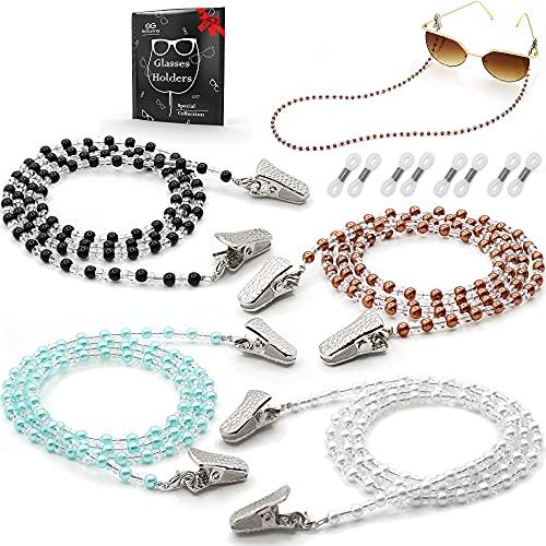 Eye Glasses String Holder - Premium Beaded...