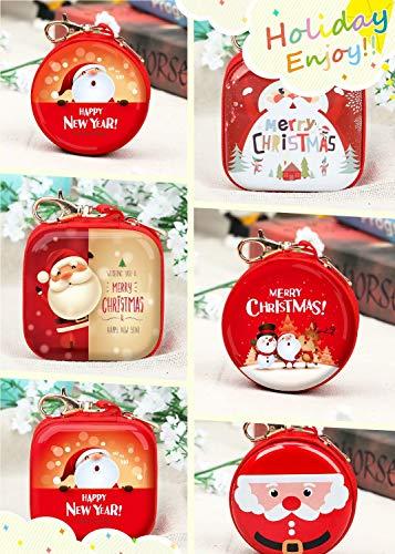 Sunrise-EU Geldbörse für Weihnachten, Geschenk für Kinder, Weihnachtsdekoration, Spielzeug, kreatives A4 Einheitsgröße