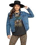 Wrangler Modern Women's Denim Jacket Indigo X-Small