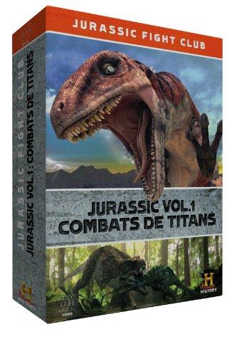 Jurassic Fight Club, vol. 1 : Combats de Titans