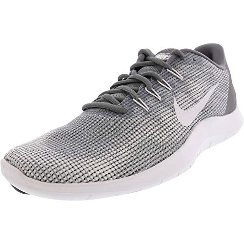 Nike Men's Flex 2018 Rn Competition Running Shoes, Grey (Cool Grey/White 010), 6-6.5 UK 6
