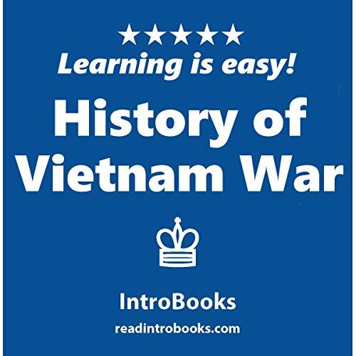 History of Vietnam War cover art