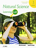 LEARNING LAB NATURAL SCIENCE ACTIVITY BOOK 1 PRIMARY