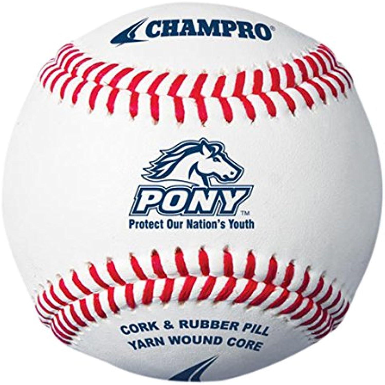 CHAMPRO Pony League Baseball, 12 CBB200PL