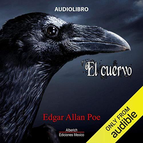 El cuervo [The Raven] audiobook cover art