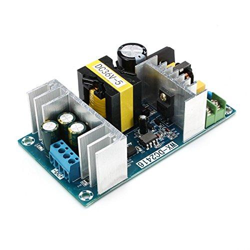 Bluelover 36V 180W AC-DC Fuente De Alimentación De Conmutación De La Junta Alta Potencia Industrial Módulo De Alimentación