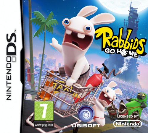 Rabbids Go Home [UK Import] [Edizione: Germania]