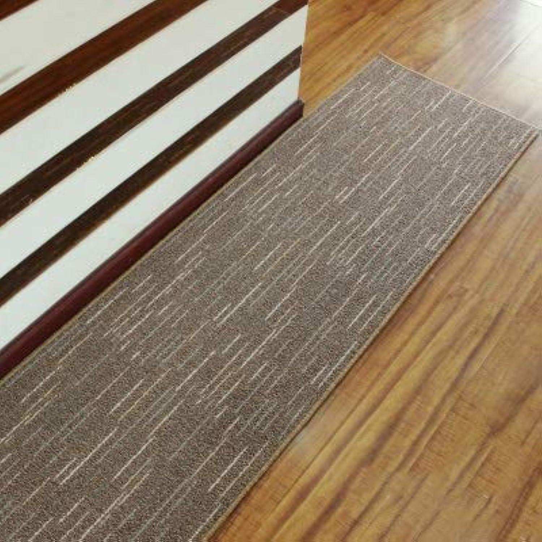 Doormat,Living Room Indoor Mat Entrance Doormat Anti-skidding Durable Home Decor-Brown 80x100cm(31x39inch)