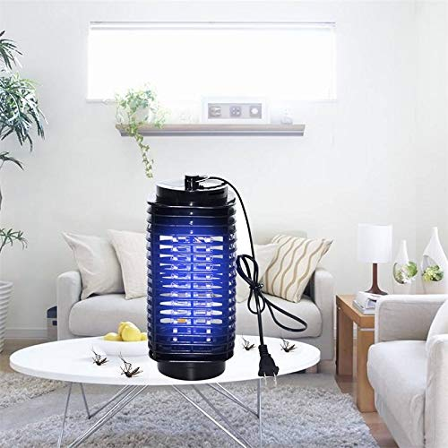 SADSA Insektenschutzmittel Tragbarer elektrischer LED-Photokatalysator Fliegenmücken Insektenvernichter Lampe Fliegenwanzenschutzmittel Anti-Mücken-UV-Nachtlicht EU US-Stecker