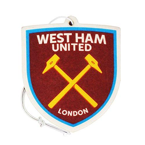 West Ham FC officiële voetbal Crest auto luchtverfrisser