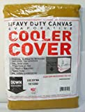 50' x 50' x 54' Down Draft Evaporative / Swamp Cooler Cover C505054DD