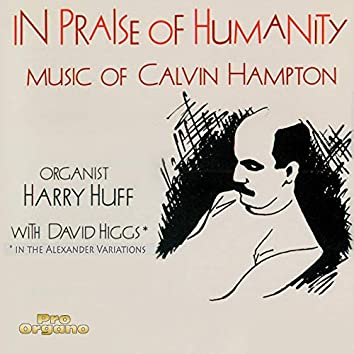 In Praise of Humanity