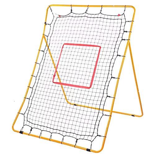 QinWenYan Redes de Práctica de Béisbol Práctica de béisbol de Softball Net Lightweight Pretty Pretty Beetball Rebound Training Tube de Hierro para Golf Baseball (Color, Size : One Size)