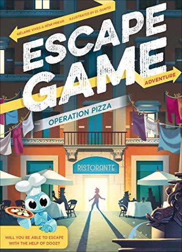 Escape Game Adventure: Operation Pizza: 4