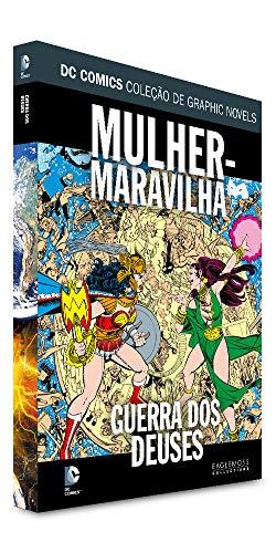 Mulher-maravilha: Guerra Dos Deuses - Dcgn Sagas Definitivas