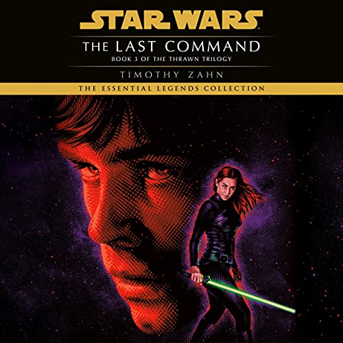 Star Wars: The Thrawn Trilogy, Book 3: The Last Command cover art