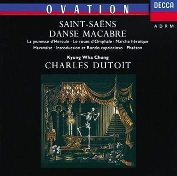 Saint-Saëns: Danse Macabre; Phaéton; Havanaise etc.