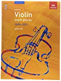 Selected Violin Exam Pieces 2008-2011, Grade 1, Score, Part & CD (ABRSM Exam Pieces)