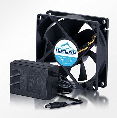 SmartFan coralvue Aquarium Kühler Smart Fan–7,6cm Variable Speed