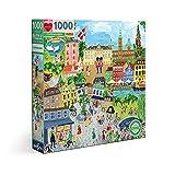 eeBoo Copenhagen - Puzzle de 1000 piezas para...