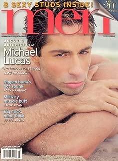 Men Magazine - March 2004 (Cover Model - Michael Lucas)