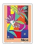 Nizza, Frankreich - Riviera, Côte d'Azur - La danseuse