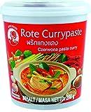Cock Pasta de Curry Rojo Cock, Picante, Cocina Auténtica Tailandesa, Ingredientes Naturales, Vegano, Halal y sin Gluten 200 g