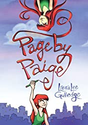 A screenshot of the cover of the book Page by Paige