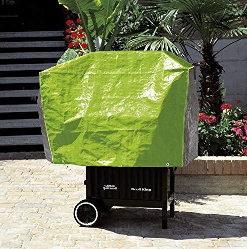 Verdemax 6815 75 x 180 x 80 cm Barbecue Grill Coque