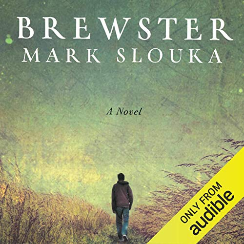 Brewster audiobook cover art