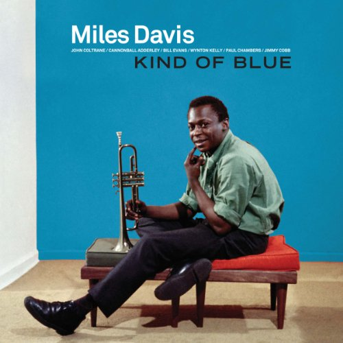 Kind of Blue - Ltd.Edition 180g [Vinyl LP]