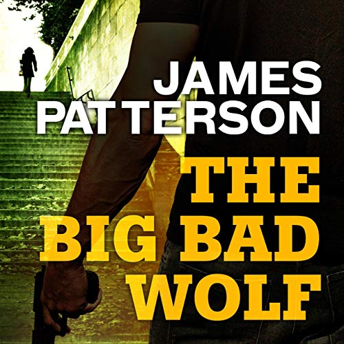 Big Bad Wolf audiobook cover art