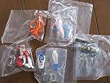 バトルフィーバーJ キャラエッグ 戦隊ヒーローシリーズ 全5体セット フィギュア おもちゃ