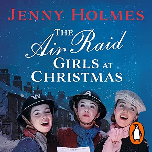 The Air Raid Girls at Christmas cover art
