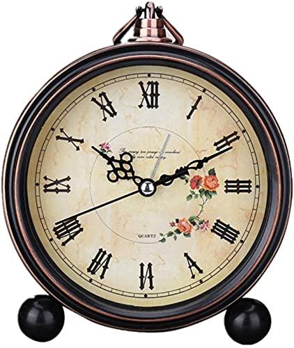 LFERRTYZ Reloj Despertador Digital Reloj de Pared Digital Junto a la Cama Reloj para niños con alimentación de Red Relojes Digitales Reloj de cabecera Digital Inteligente 1#