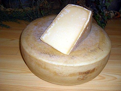 Tischparmesankäse Stravecchio Montanaro ganze Form ca. 6 kg. - Senn. Drei Zinnen