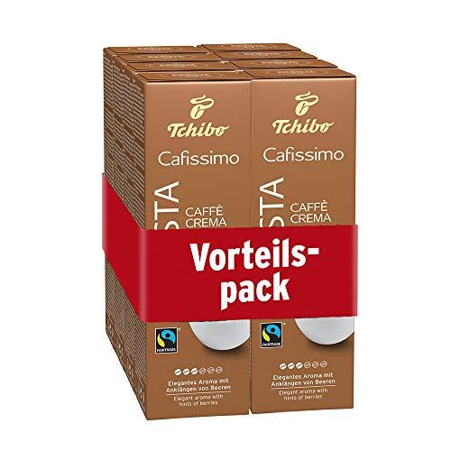 Tchibo Cafissimo Barista Caffè Crema Kapseln (80 Stück)